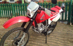 For sale XR 200 model 2012, Cagayan De Oro City